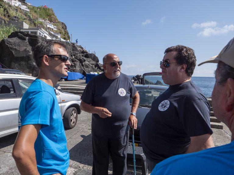 Torneio de pesca no Porto do Nordeste com homenagem a João Manuel Rego