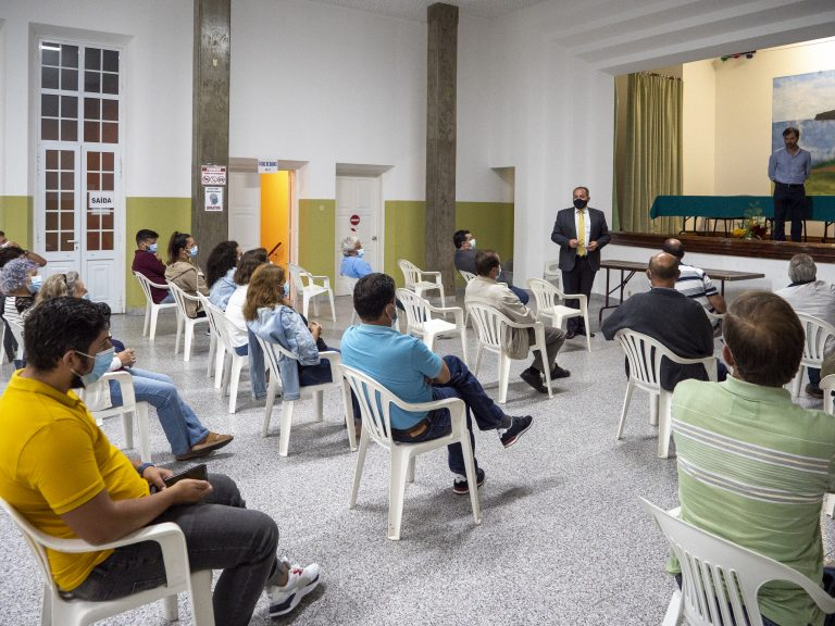 Praça da freguesia da Achada vai ser requalificada