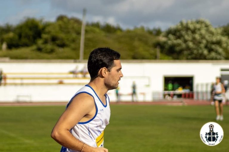 Alexandre Rodrigues vice-campeão nacional