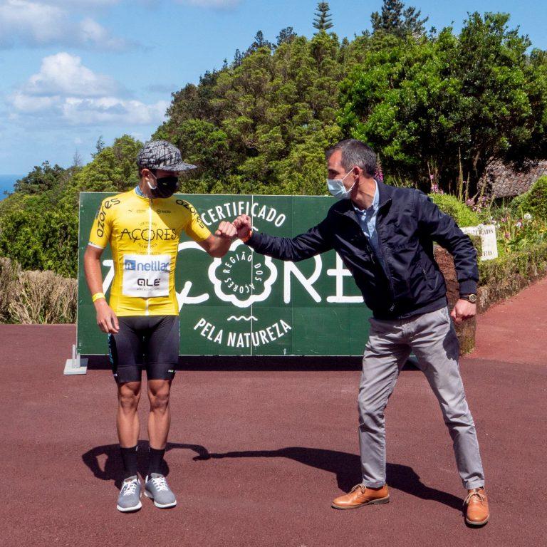 1ª etapa do GP Açores com final no Nordeste