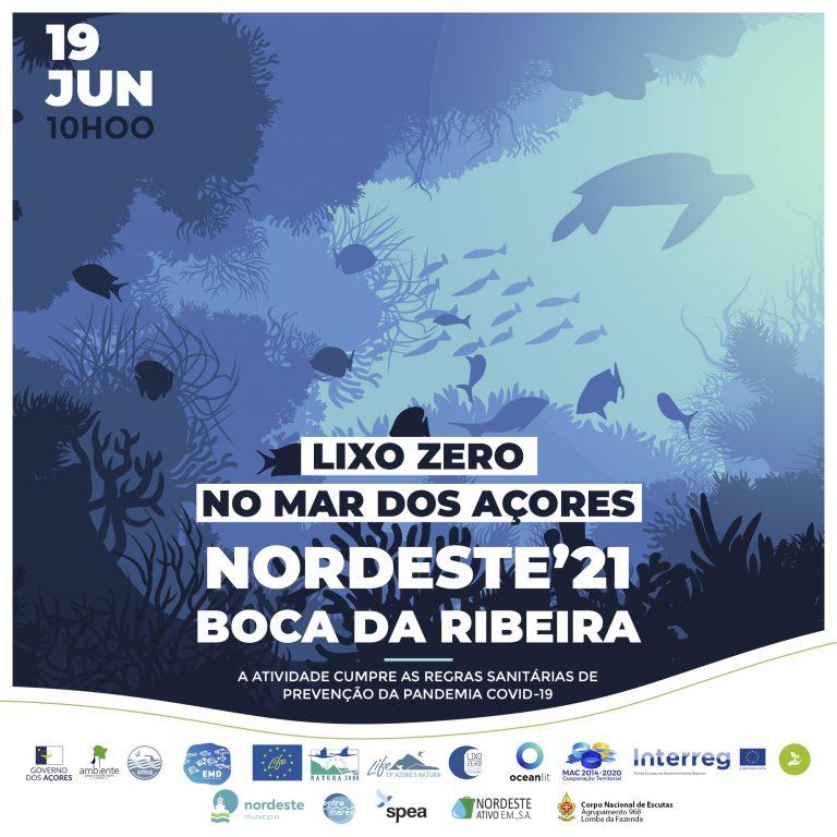 Lixo Zero no Mar dos Açores