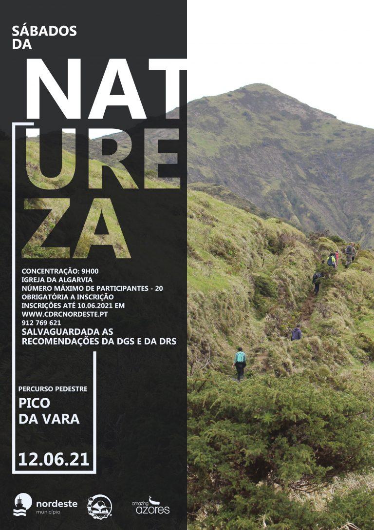 Percurso Pedestre do Pico da Vara